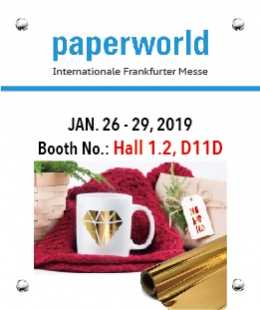 2019 Frankfurt paperworld